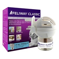 Feliway Classic Diffuser 30 Day Starter Kit big image