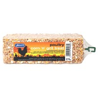 Johnsons Poultry Grit and Seed Bar 270g big image