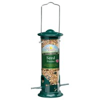 Walter Harrison's Green Die-Cast Seed Feeder big image