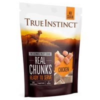 True Instinct Freeze Dried Real Chunks (Chicken) 200g big image