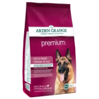 Arden Grange Premium Chicken Dog Food big image