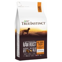 True Instinct Raw Boost Dry Dog Food (Free Range Chicken) big image
