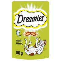 Dreamies Flavoured Cat Treats with Tuna big image