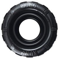 Kong Tires Dog Chew Toy 9cm (Small) big image