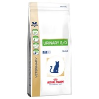 Royal Canin Veterinary Diet Urinary S/O Dry Food for Cats big image