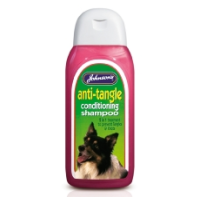 Johnson's Anti-tangle Conditioning Shampoo for Dogs 200ml big image