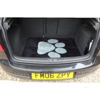 Pet Rebellion Boot Mate Car Mat Black 67 x 100cm big image