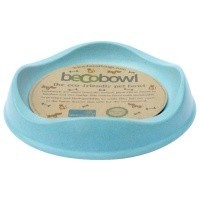 Beco Cat Feed Bowl Blue big image