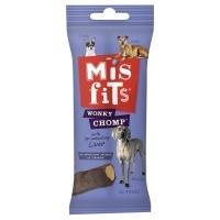 Misfits Wonky Chomp Dog Treats (Medium) big image