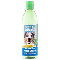 TropiClean Fresh Breath Water Additive Advanced Whitening 473ml big image