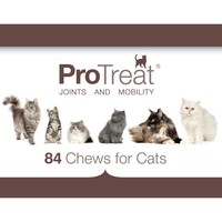 VetUK ProTreat Joints and Mobility Cat 84 Chews big image