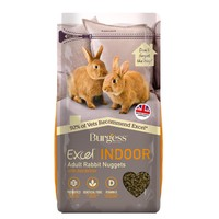 Burgess Excel Indoor Adult Rabbit Nuggets with Dandelion 1.5kg big image