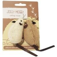 Jolly Moggy Catnip Mice big image