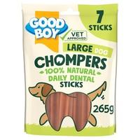 Good Boy Chompers Daily Dental Sticks (Large Dog) 265g big image