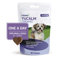 Lintbells YuCalm One-a-Day Chewies Calming Supplement for Dogs big image