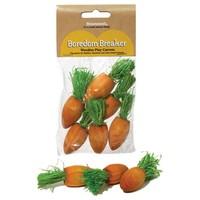 Rosewood Boredom Breakers Woodies Play Carrots (6 Pack) big image