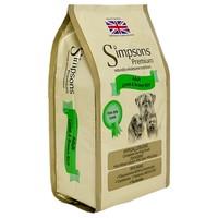 Simpsons Premium Adult Dry Dog Food (Lamb and Brown Rice) big image