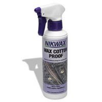 Nikwax Wax Cotton Proof Spray 300ml - Neutral big image