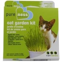 Pure Ness Oat Garden Kit for Cats big image