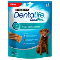 Purina Dentalife Duraplus Dental Chews for Dogs big image