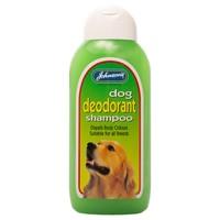 Johnson's Dog Deodorant Shampoo big image