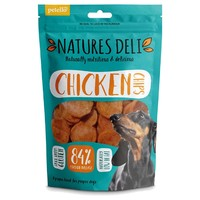 Natures Deli Chicken Chips 100g big image