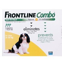 Frontline Combo Small Dog big image