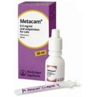 Metacam Oral Suspension for Cats 30ml big image