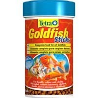 TetraFin Goldfish Sticks 93g big image
