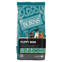 Burns Mini Puppy Food (Chicken and Rice) 2kg big image