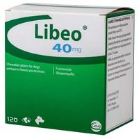 Libeo 40mg Chewable Tablets big image