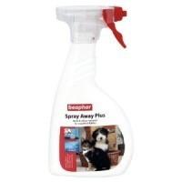 Beaphar Spray Away Plus Stain & Odour Remover 400ml big image