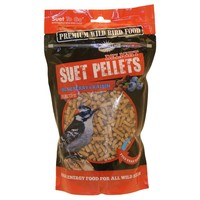 Unipet Suet To Go Suet Pellets for Birds 550g big image