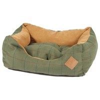 Danish Design Hunter Tweed Snuggle Bed big image