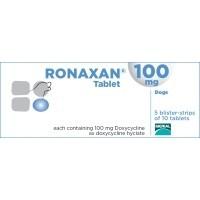 Ronaxan Tablet 100mg big image