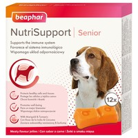 Beaphar NutriSupport Senior for Dogs (Pack of 12) big image