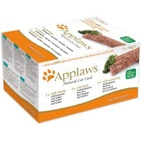 Applaws Adult Cat Food Pate 7 x 100g Trays (Fresh Selection) big image