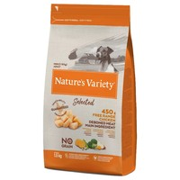 Nature's Variety Selected Dry Mini Adult Dog Food (Free Range Chicken) big image