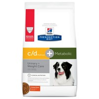 Hills Prescription Diet CD Multicare Plus Metabolic Dry Food for Dogs big image