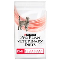 Purina Pro Plan Veterinary Diets DM St/Ox Diabetes Management Dry Cat Food big image