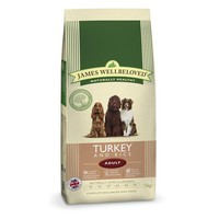 James Wellbeloved Adult Dog Turkey and Rice big image