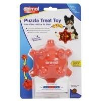 Puzzla Treat Atom Dog Toy big image