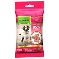 Natures Menu Real Meaty Treats for Dogs 60g (Beef) big image