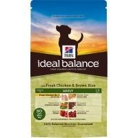 Hills Ideal Balance Medium Breed Adult Dog Food 12kg (Chicken & Rice) big image