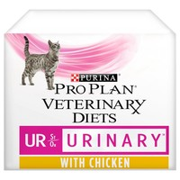 Purina Pro Plan Veterinary Diets UR St/Ox Urinary Wet Cat Food Pouches big image