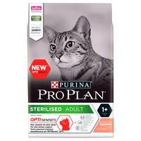 Purina Pro Plan OptiSenses Sterilised Adult Cat Food (Salmon) big image