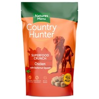 Natures Menu Country Hunter Superfood Crunch (Chicken with Butternut Squash) 1.2kg big image
