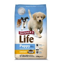 Skinners Life Puppy Food (Chicken) big image
