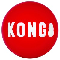 KONG Signature Ball Dog Toy big image