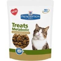 Hills Prescription Diet Metabolic Cat Treats big image